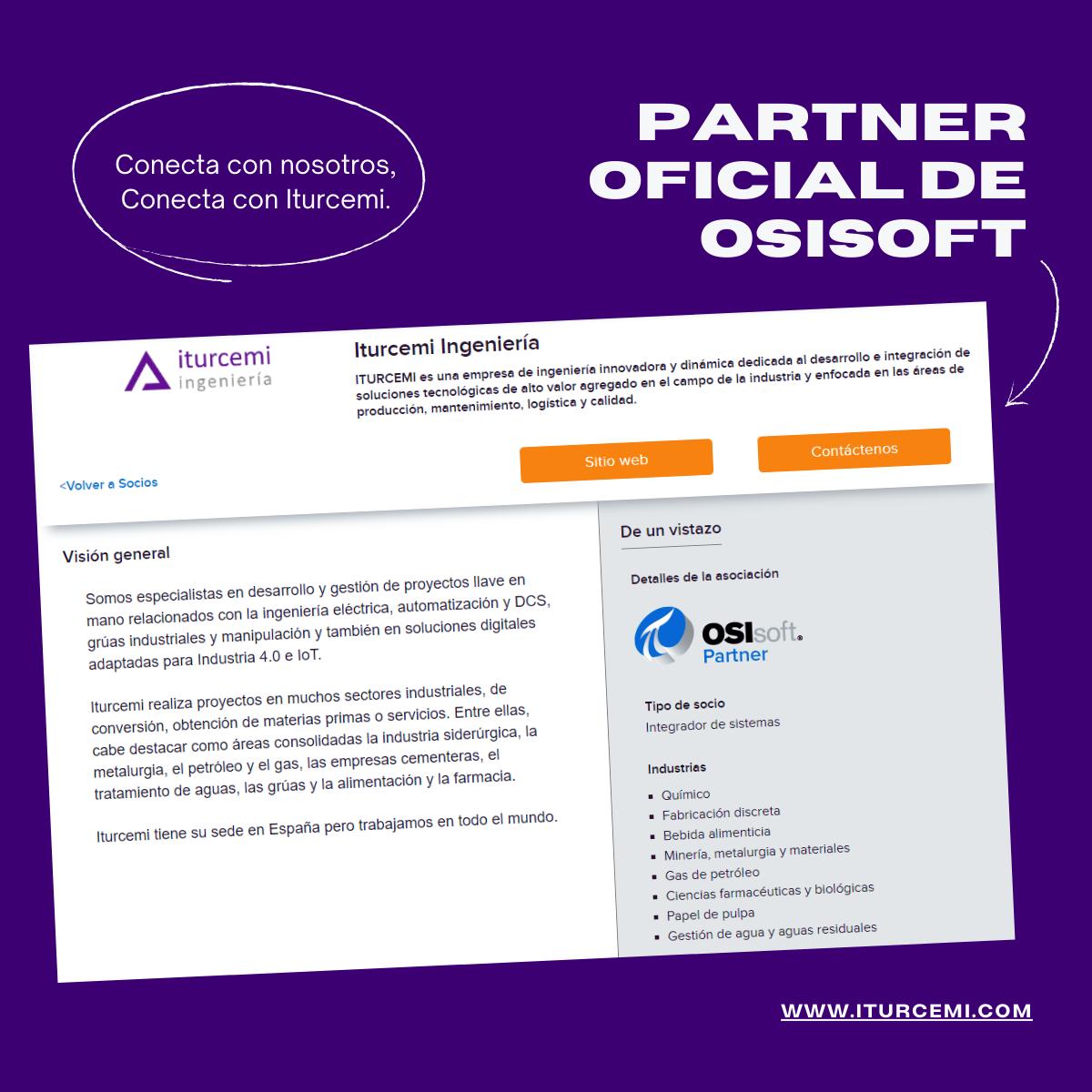 Osisoft Official Partner